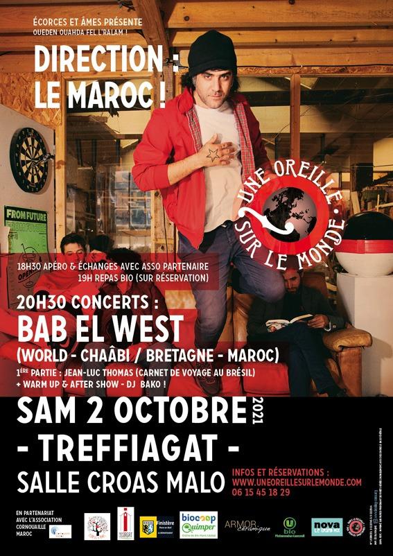 Une Oreille sur le Monde - Direction: le Maroc!